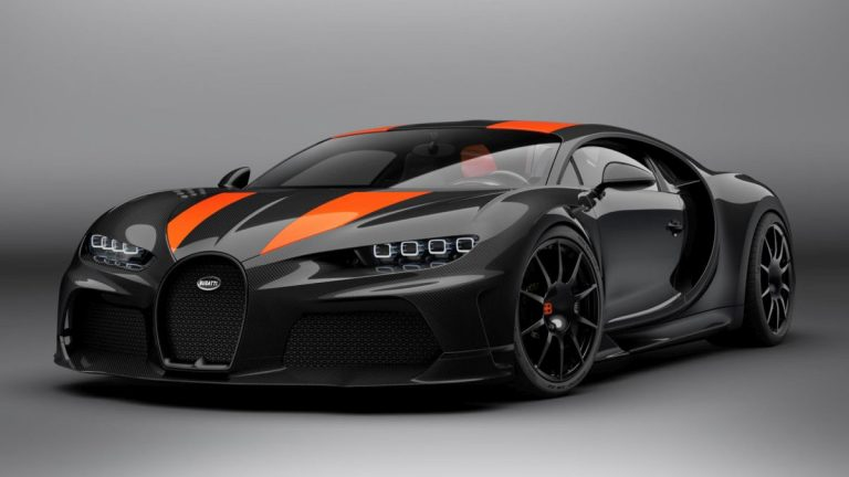 Frankfurt: Bugatti Chiron Super Sport 300+