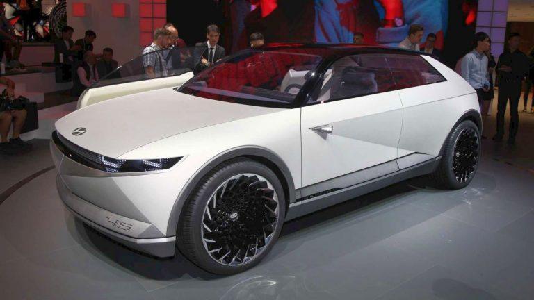 Frankfurt: Hyundai 45 koncept