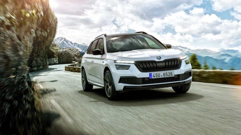 Frankfurt: Škoda Kamiq Monte Carlo