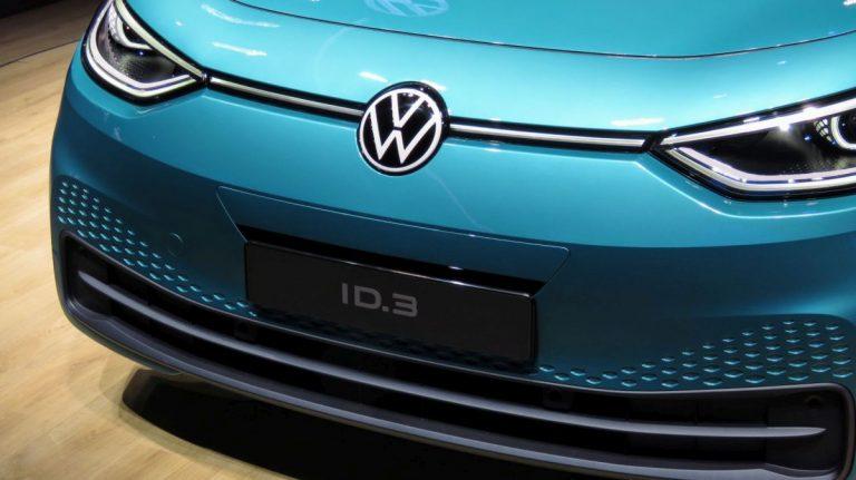 Frankfurt: Volkswagen ID.3