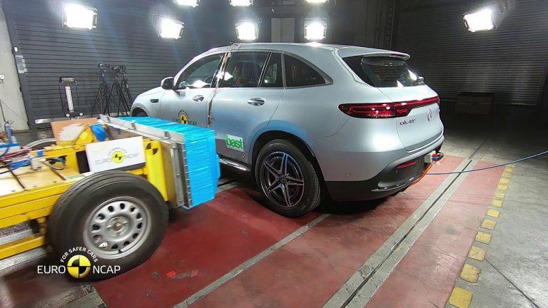Sedam odličnih ocena na Euro NCAP testu