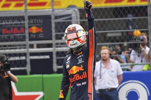 F1: Verštapen na pol poziciji u Meksiku