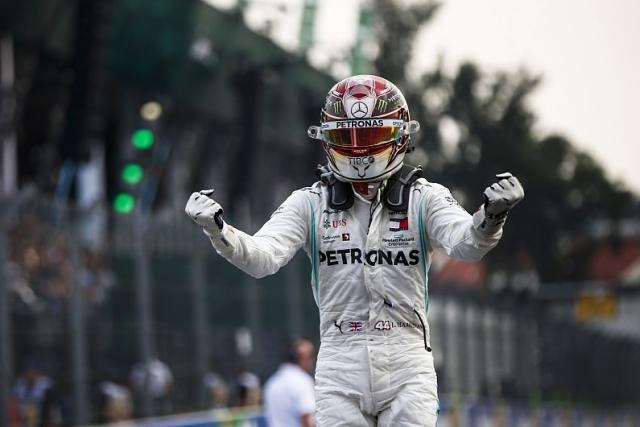F1: Hamilton pobednik u Meksiku