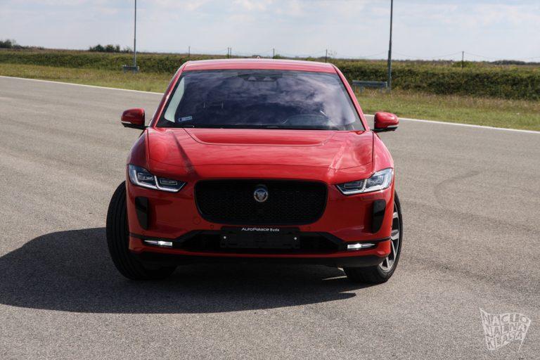 Jaguar I-Pace predstavljen: električni SUV sa 700Nm!