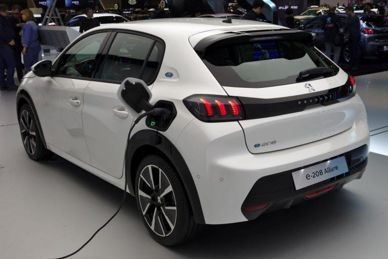 Veliko interesovanje za Peugeot e-208