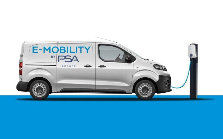 PSA najavljuje električne kombije