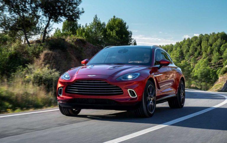 Daimler povećava udeo u Aston Martinu
