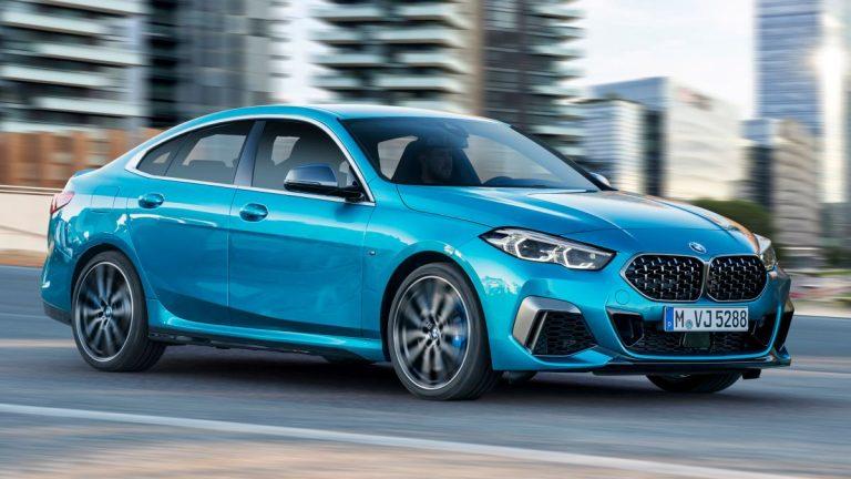 Los Anđeles: BMW Serija 2 Gran Coupe