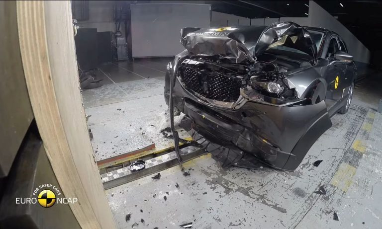 Euro NCAP: Vrhunski rezultat Mazde CX-30