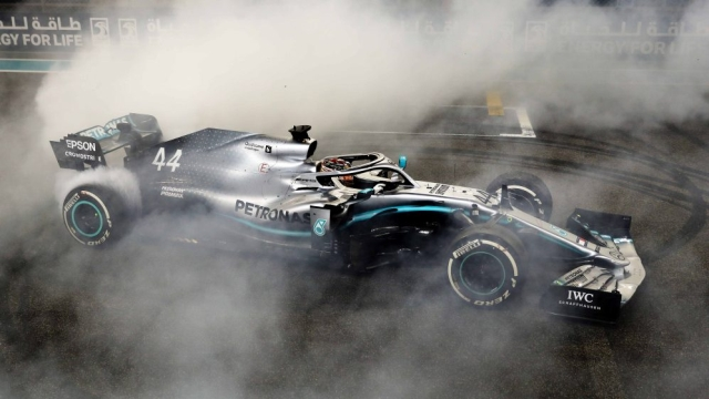 F1: Hamilton pobedom zatvorio sezonu
