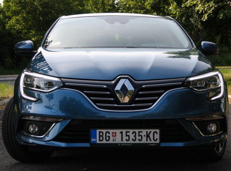 NK TEST: Renault Megane TCe 140