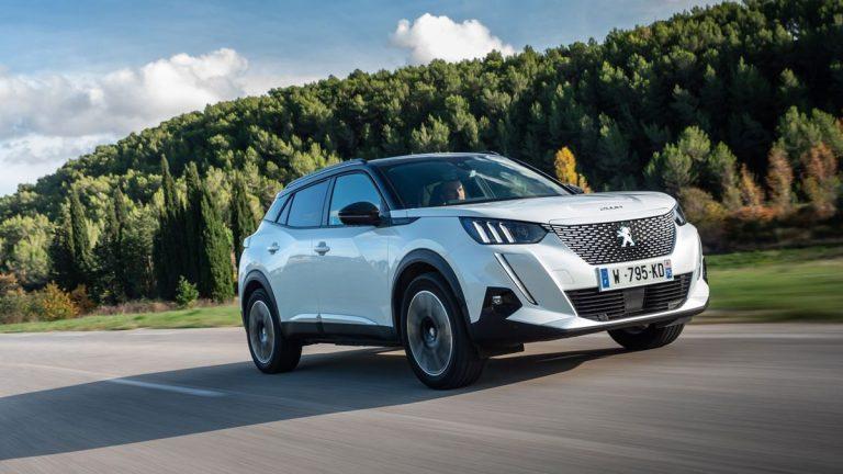 Peugeot 2008 – kompletne specifikacije