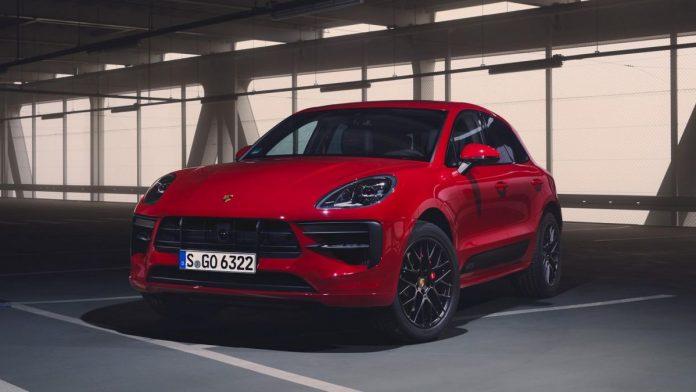 2020 Porsche Macan GTS , National Class