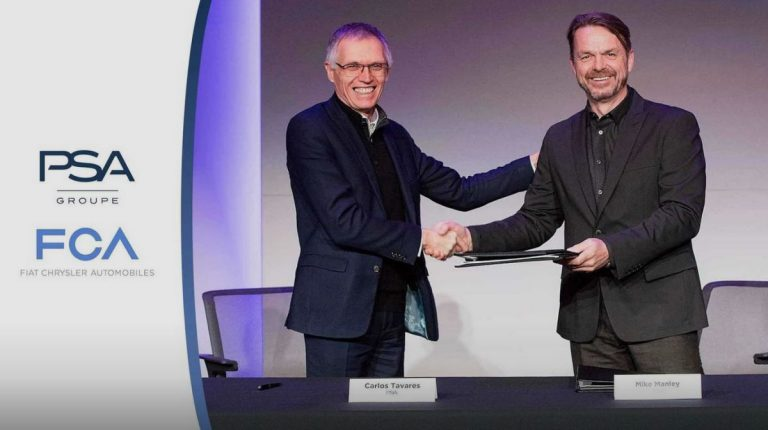Potpisan sporazum o spajanju FCA i PSA