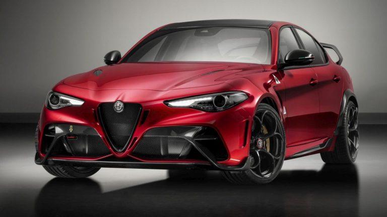 Predstavljena Alfa Romeo Giulia GTA
