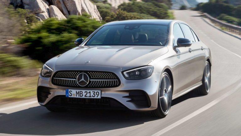 2020 Mercedes-Benz E klasa