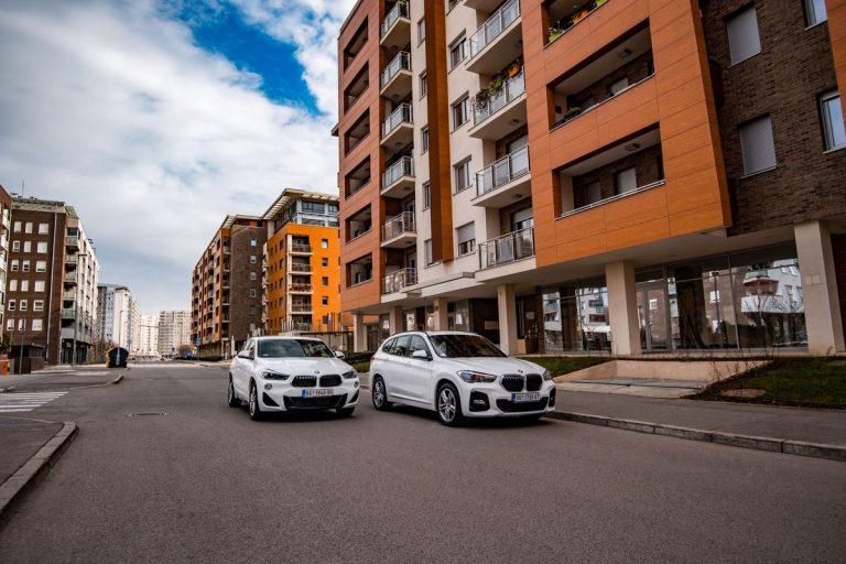 BMW jednačine bez nepoznatih – 6300€ popusta na X1 i X2