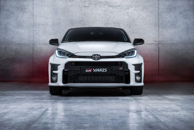 Toyota Yaris GR u pretprodaji