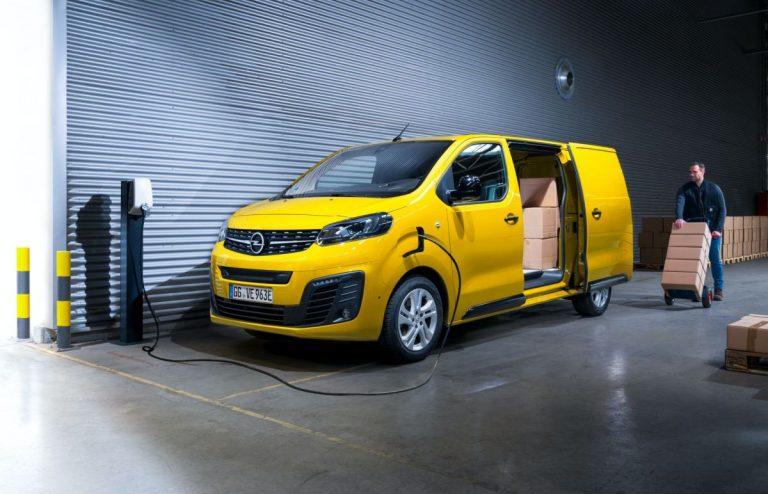 Predstavljen Opel Vivaro-e