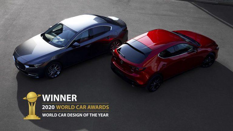 "Mazda osvojila nagradu ""Svetski automobilski dizajn"" za 2020"