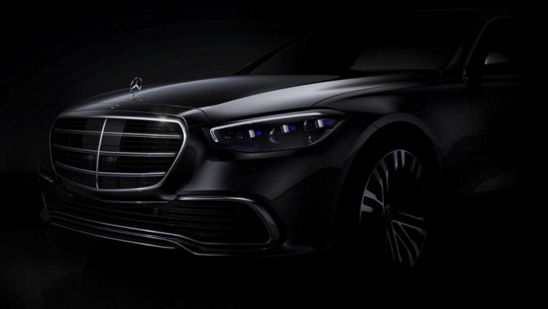 Prva zvanična slika nove Mercedesove S klase