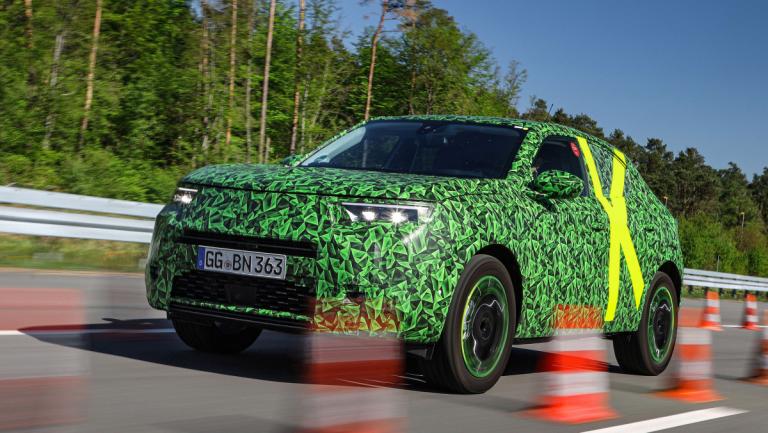 Nova Opel Mokka stiže 2021. godine