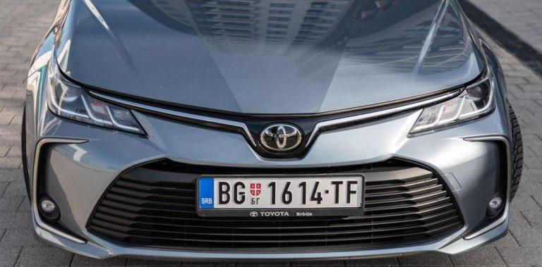 NK TEST: Toyota Corolla 1.6 – čista logika