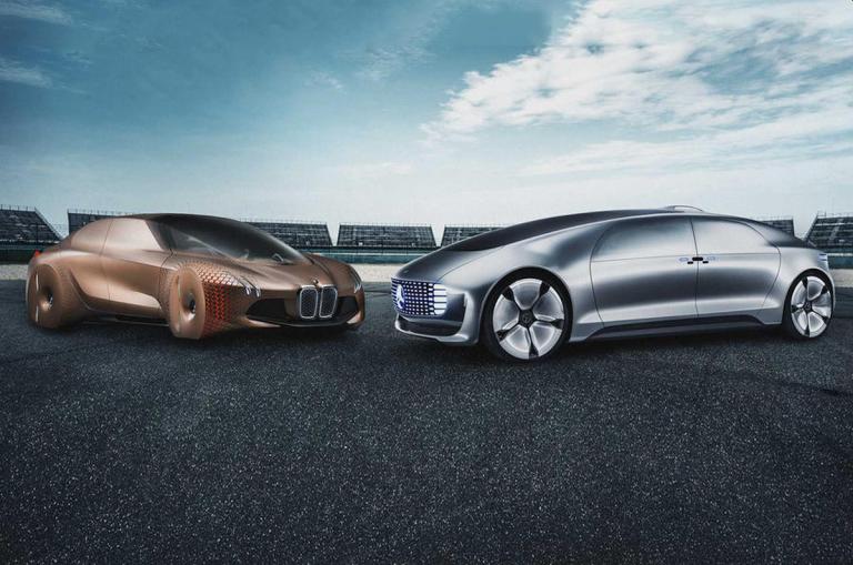 Mercedes i BMW odgodili saradnju o autonomnoj vožnji