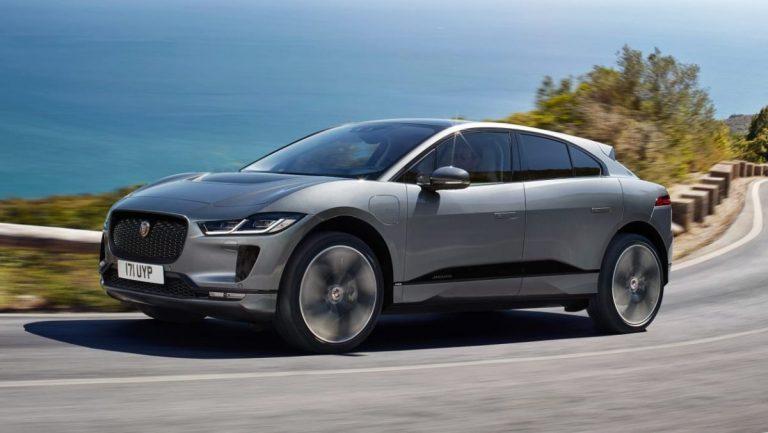 Novi punjač i tehnologija za Jaguar I-Pace
