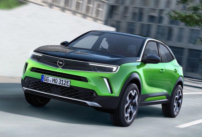 Predstavljena nova Opel Mokka
