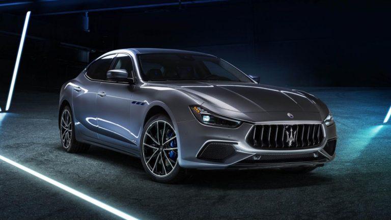 Maserati Ghibli dobio hibridni pogon
