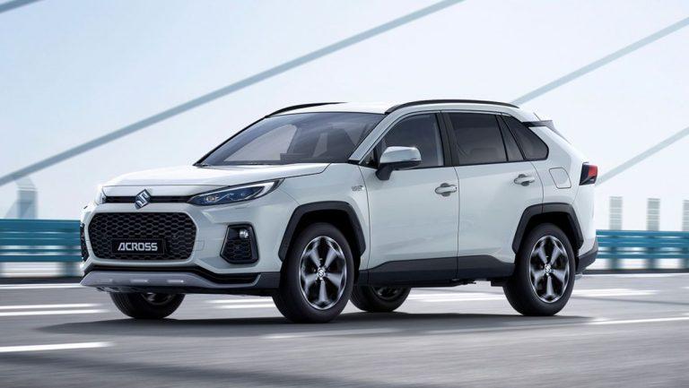 Suzuki predstavio novi SUV Across