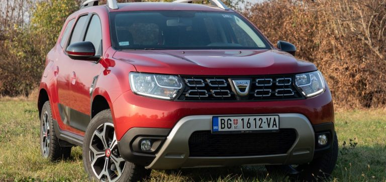 """NK TEST: Dacia Duster TCe Techroad – Daster """"A"""" klase"""