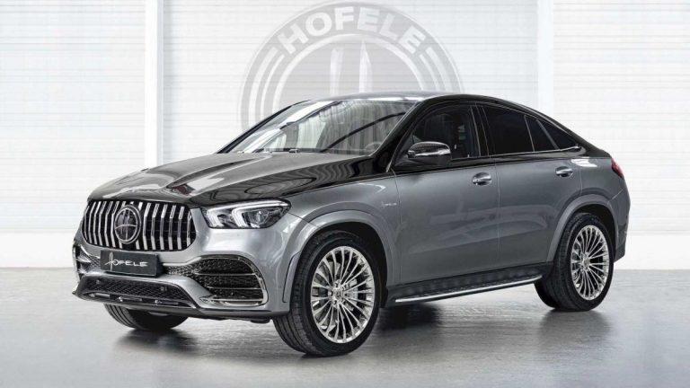 Hofele-Design predstavio HGLE Coupe
