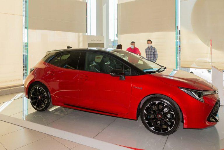 Toyota isporučila tri miliona hibrida u Evropi