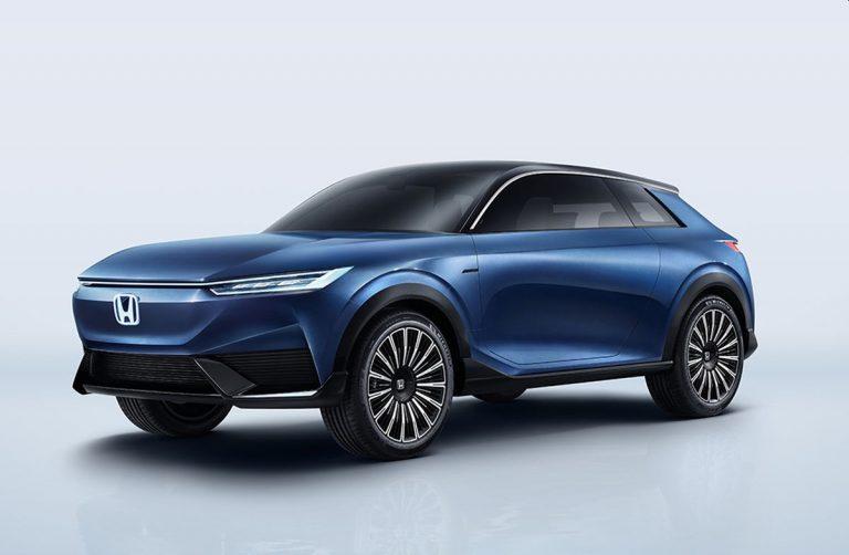 Peking: Honda SUV e:concept