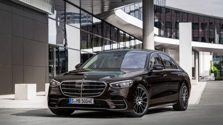 Predstavljena nova Mercedesova S klasa