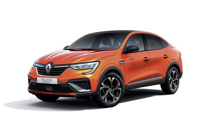 Renault Megane Conquest – Coupe SUV