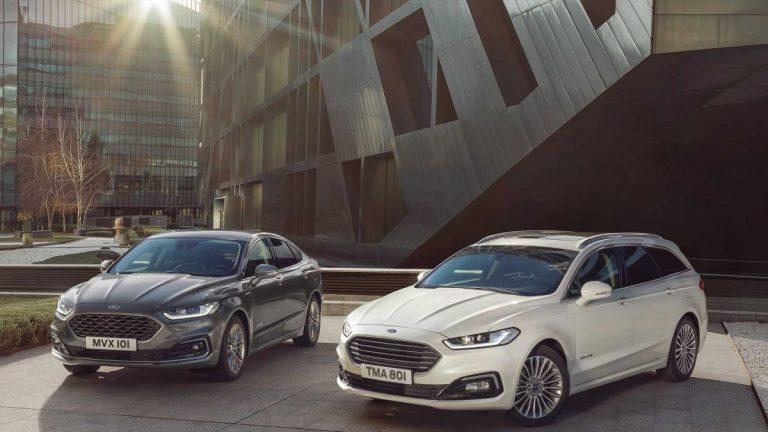 Ford Mondeo ubuduće samo sa dva motora