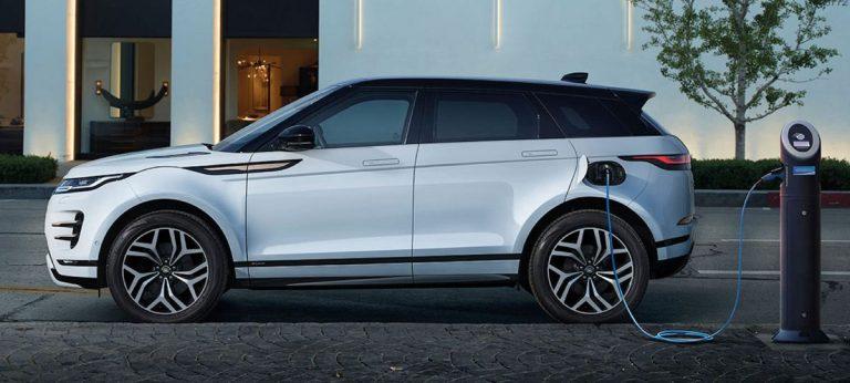 Land Rover obustavio prodaju plag-in hibrida