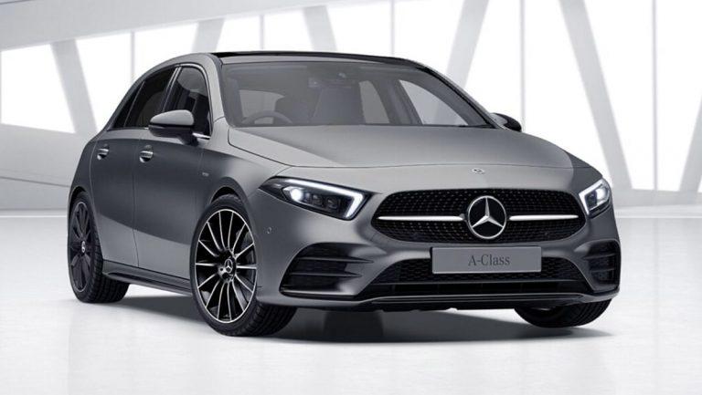 Mercedes A klasa Exclusive Edition