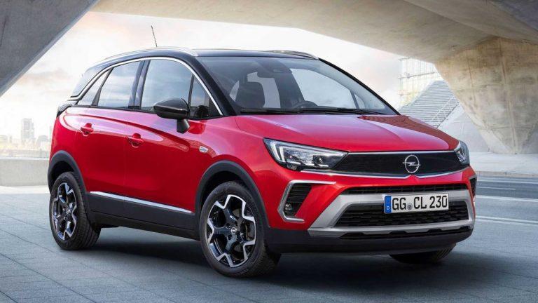 Opel prikazao restilizovani Crossland
