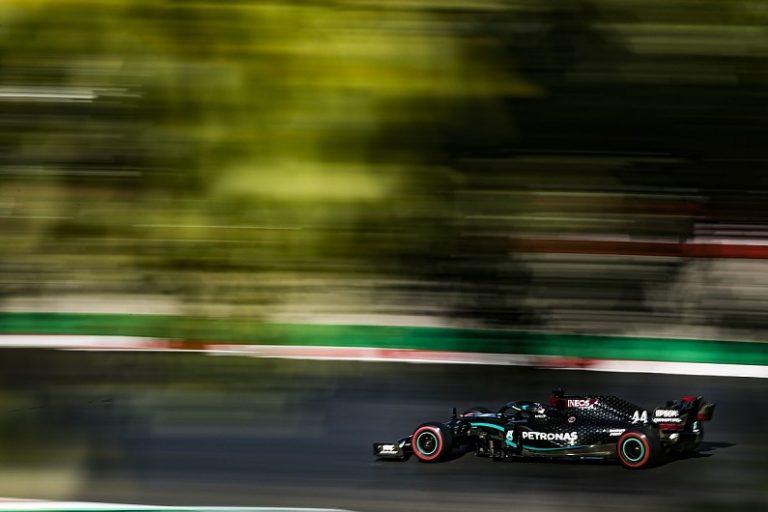 F1: Hamilton na pol poziciji u Portugaliji