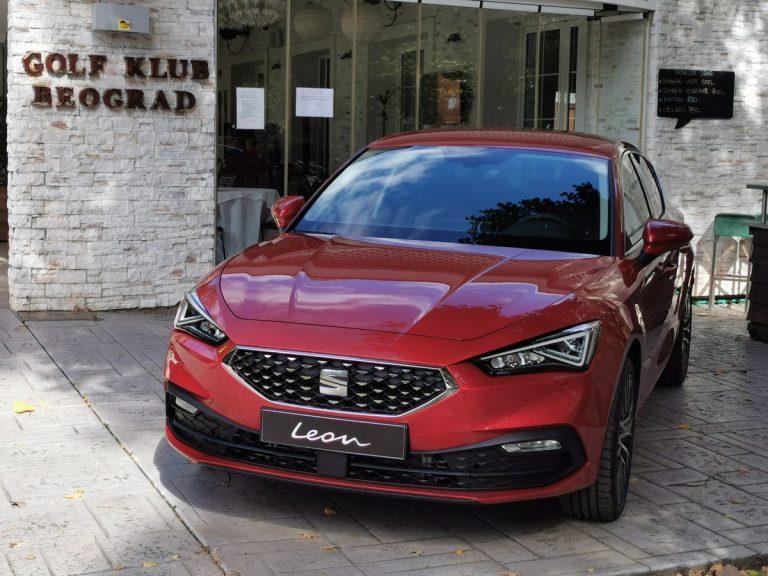 Predstavljen novi SEAT Leon