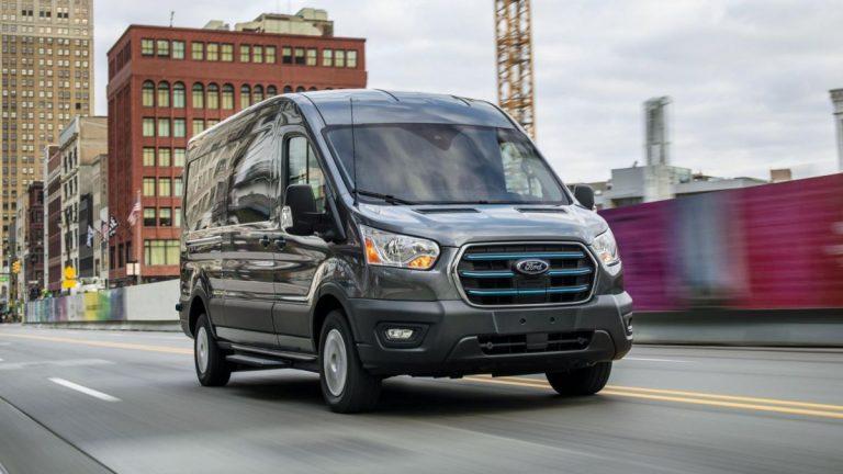 Ford predstavio E-Transit