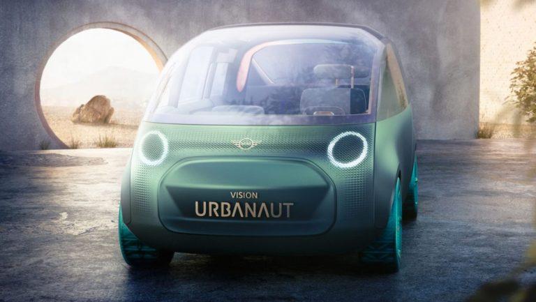 MINI Vision Urbanaut koncept