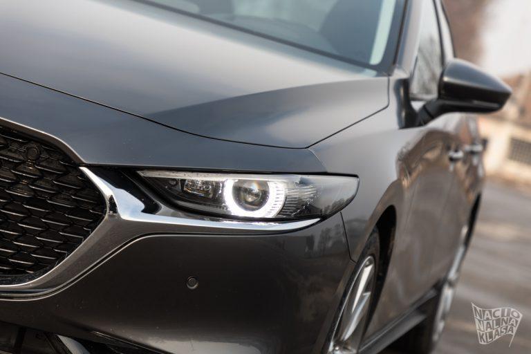 Mazda zabeležila kvartalni gubitak