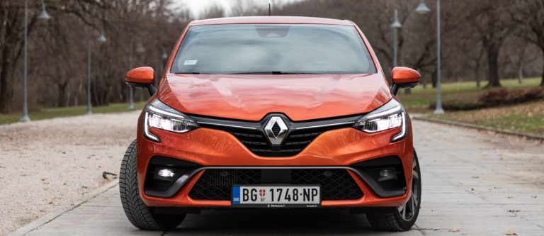 """NK TEST: Renault Clio TCe 100 – """"petica"""""""