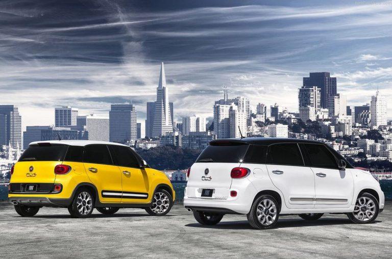 Fiat ukida 124 Spider i 500L u Americi