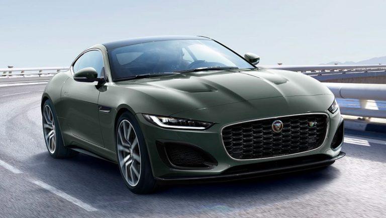 Predstavljen Jaguar F-Type Heritage